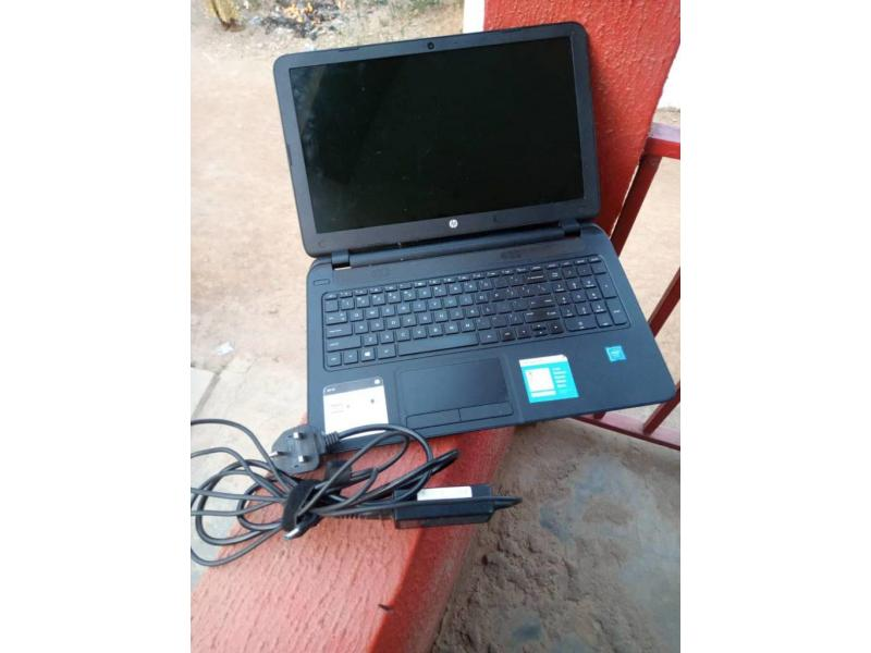 Hp 15 Laptop 4GB RAM - 1