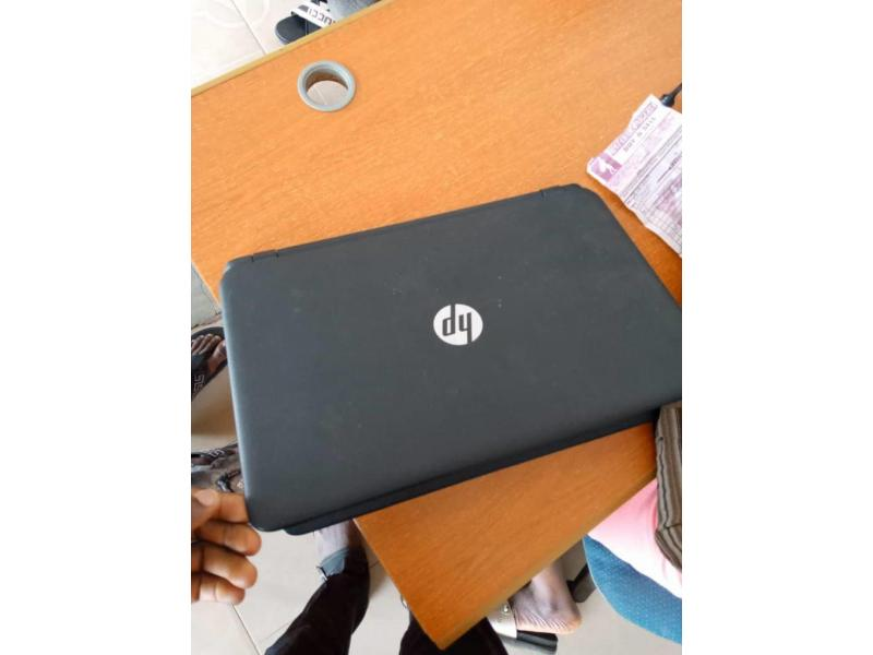 Hp 15 Laptop 4GB RAM - 4