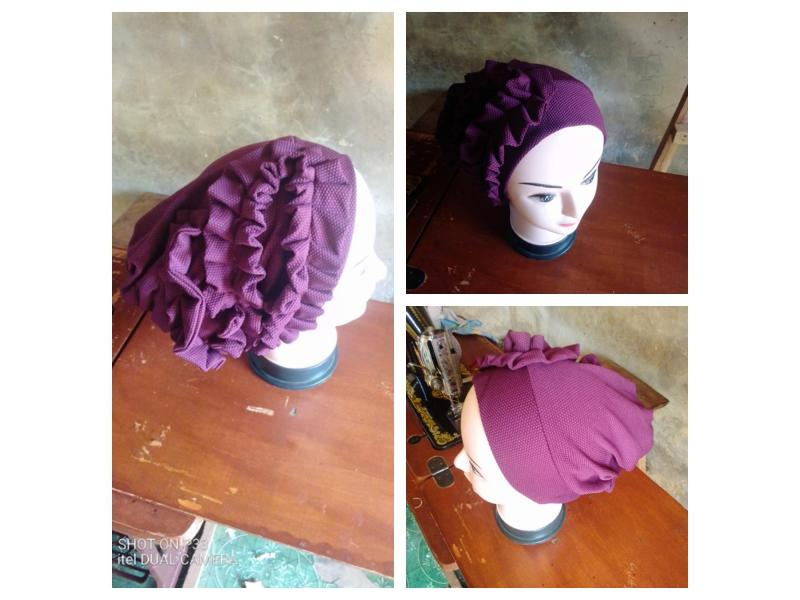 Unique Headwraps for all occasion - 2