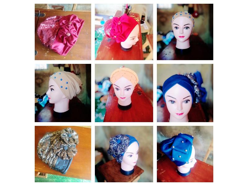 Unique Headwraps for all occasion - 4